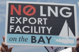 Cove Point LNG Export Facility