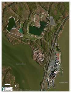 POSSUM POINT COAL ASH PONDS