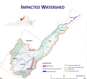 The U S Fish And Wildlife Service Fws And Virginia Shared Their Plan To Restore These Rivers After Decades Of Mercury Releases From Dupont S Waynesboro
