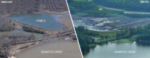 coal ash ponds