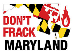 Don't Frack Maryland