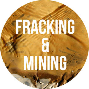 fracking and mining