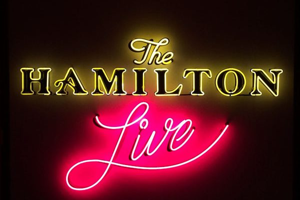 2015 BENEFIT CONCERT AT THE HAMILTON LIVE