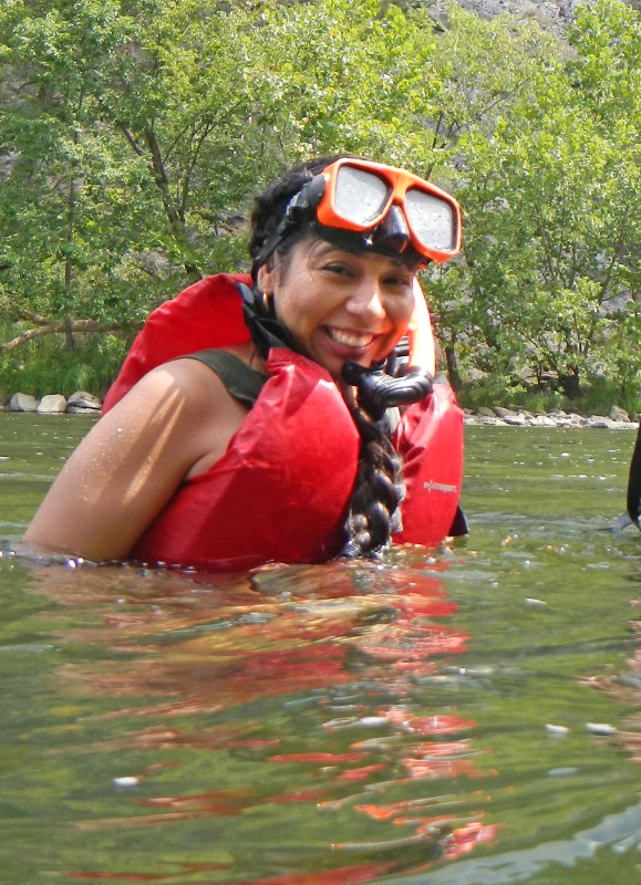 The RiverPalooza 2018 Shenandoah snorkel is all about having fun.