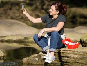 water monitor volunteer