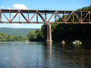 RiverPalooza - Paw Paw Bridge