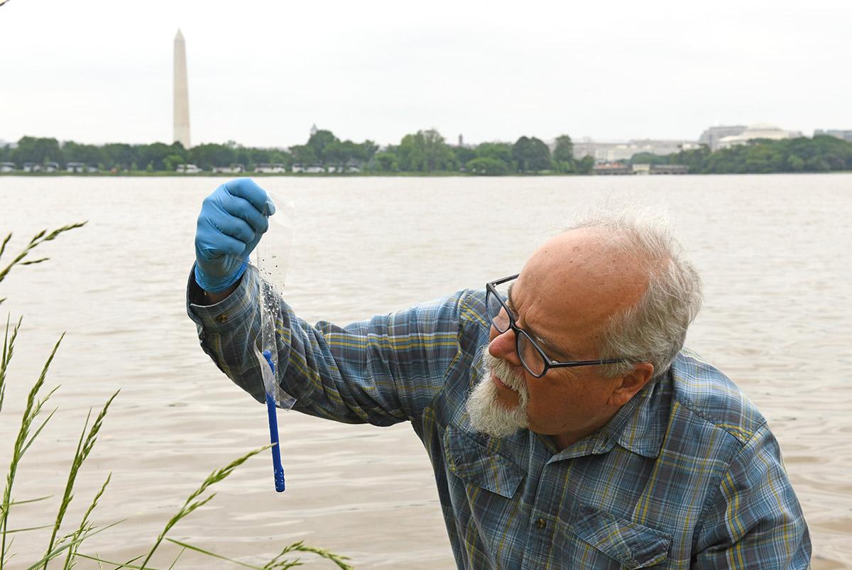 water quality monitor program volunteer