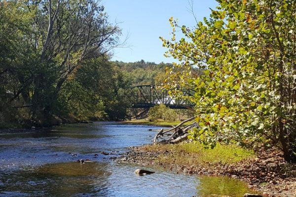 Cacapon River Capon Bridge WV