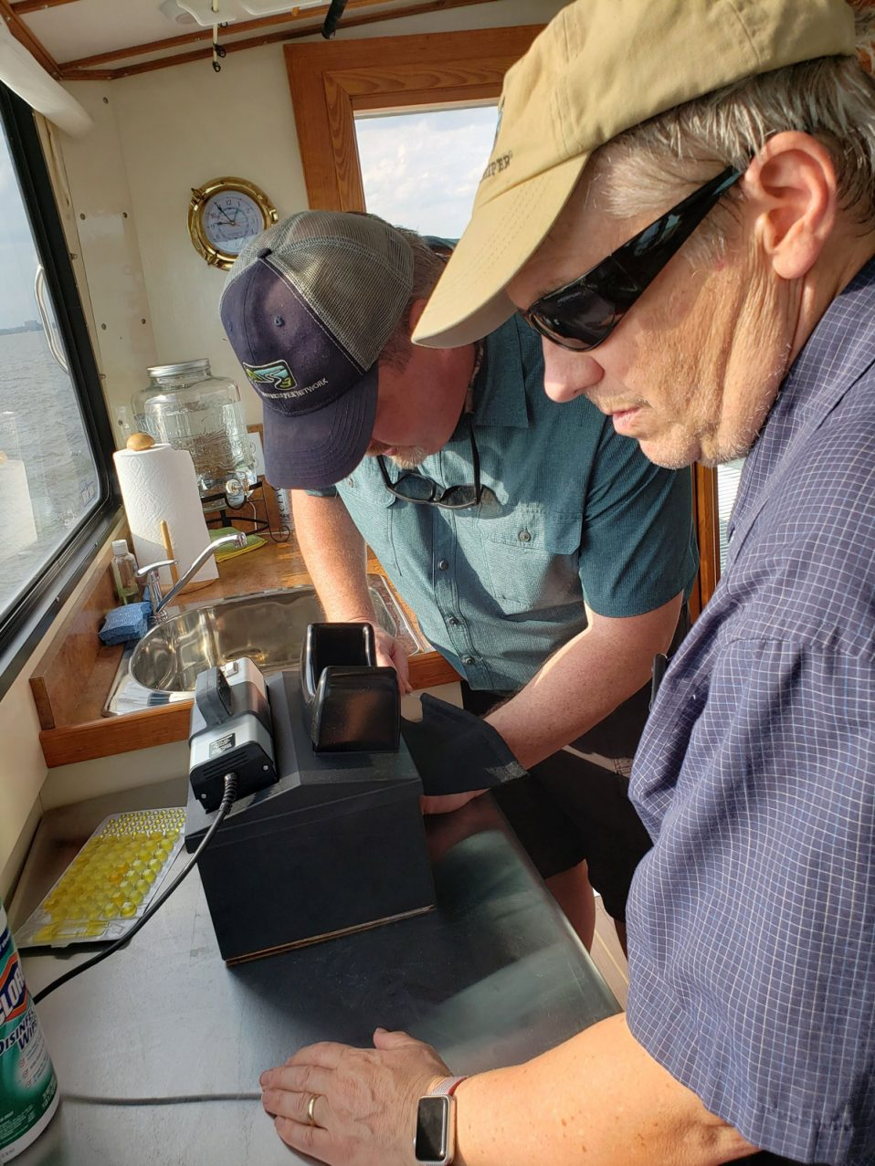 Water Quality Monitoring Volunteer Training