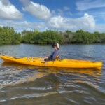 Nancy Stoner, President, Out for a paddle – photo credit to Jared Machlin