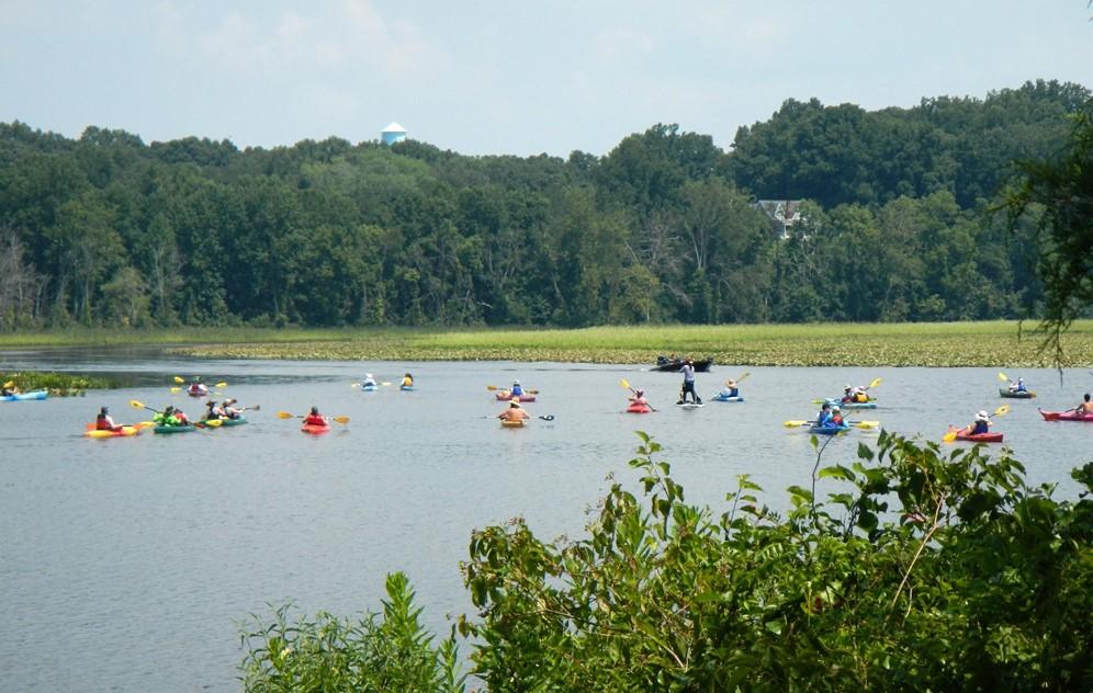 RiverPalooza American Indian Paddle 1