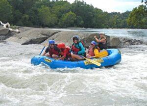 RiverPalooza Harpers Ferry rafts 2