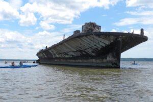 RiverPalooza Mallows Bay Ghost Fleet 3