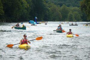 RiverPalooza USFS Shenandoah Kayak