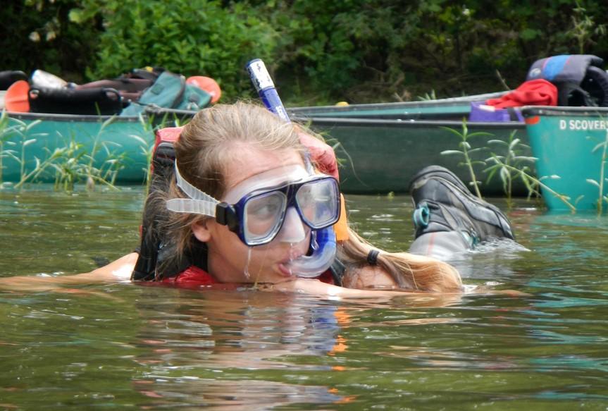 RiverPalooza USFS Shenandoah Snorkel